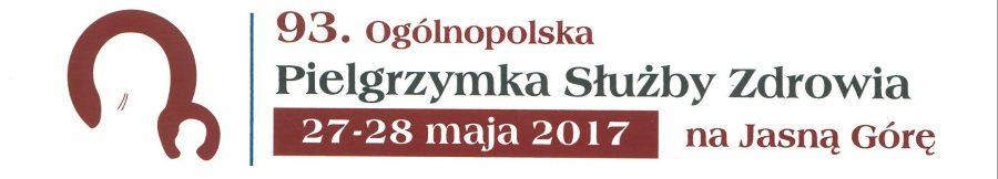 plakat pielgrzymka 2017