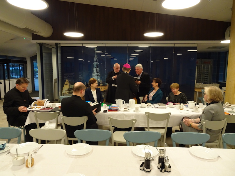posiedzenie komisji KEP